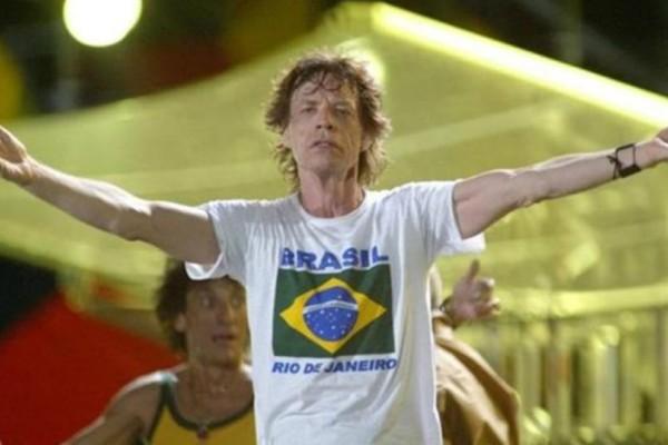 Η «κατάρα» του Μικ Τζάγκερ που κυνηγάει την...εθνική Βραζιλίας!