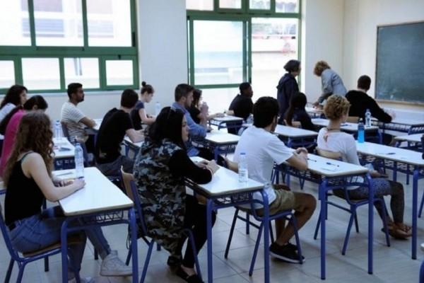 Πανελλαδικές Εξετάσεις 2018: Συνέχεια για ΕΠΑΛ και ειδικά μαθήματα!