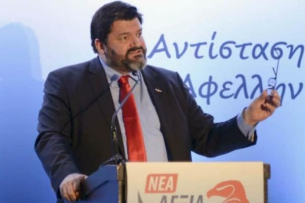 Φαήλος Κρανιδιώτης: Η δήλωση του για τη συμφωνία στις Πρέσπες