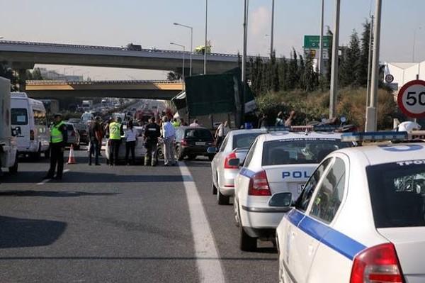 Υπάρχουν θύματα στο σφοδρό τροχαίο στην Εθνική Οδό!