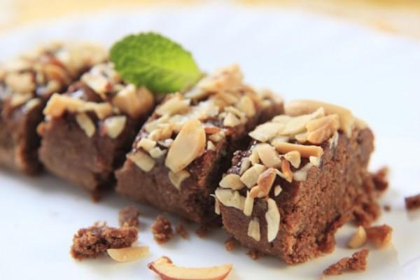 Μαλτέζικο κέϊκ αμυγδαλωτό (Kwarezimal)