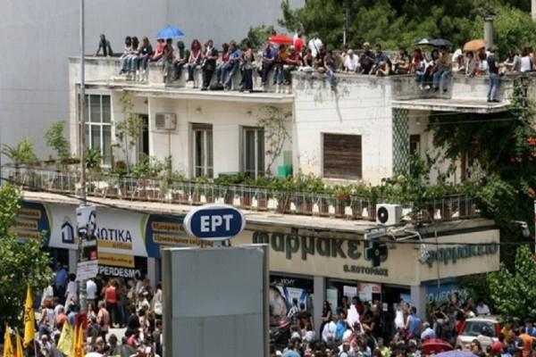 Σαν σήμερα στις 11 Ιουνίου το 2013 ο Σίμος Κεδίκογλου ανακοίνωσε πως η ΕΡΤ επρόκειτο να κλείσει!
