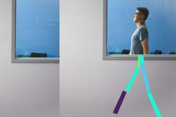 Έρχονται συσκευές με τεχνητή νοημοσύνη που θα αντιλαμβάνονται ανθρώπους πίσω από τοίχους!