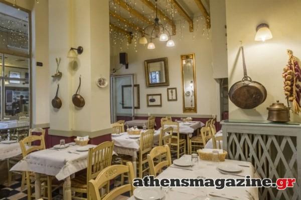 Το αγαπημένο ρακάδικο-οινομαγειρείο με την παρεΐστικη ατμόσφαιρα στο κέντρο της Αθήνας που θα σας «ταξιδέψει» μέχρι την Κρήτη!