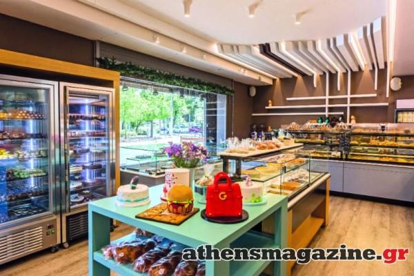 Σε Γέρακα και Φάρο Ψυχικού κάνεις στάση για καφέ, ζυμωτό ψωμί, αυθεντικό κουλούρι Θεσ/νίκης και υπέροχα γλυκά!