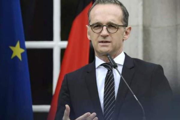 Σκοπιανό: Γερμανός ΥΠΕΞ: Να συμβάλλουν όλες οι πολιτικές δυνάμεις σε Αθήνα και Σκόπια για τη συμφωνία