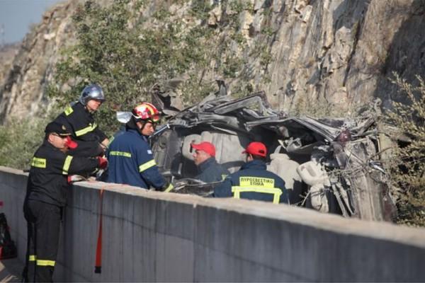 Τραγωδία στην Εγνατία: Σοκάρει η ταυτότητα των 3 νεκρών του τροχαίου! Ήταν...