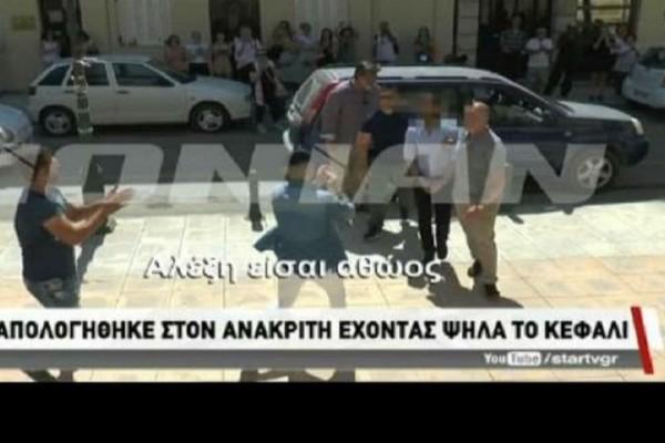 Έγκλημα Ζάκυνθος: «Έπρεπε να βάλω τέλος στη φρίκη» είπε ο 26χρονος στον εισαγγελέα! (video)