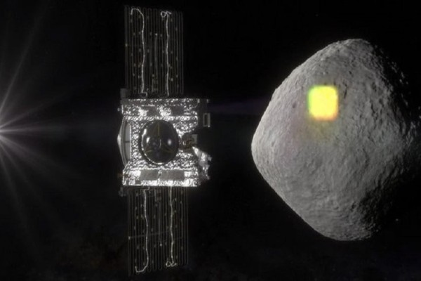 Αστεροειδής διαλύθηκε πάνω από την Αφρική (video)