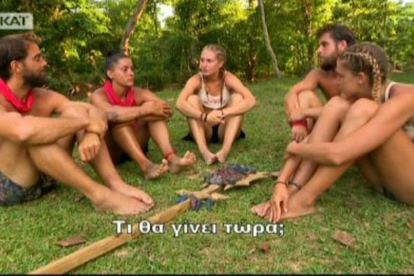 Survivor 2: Την παραδέχτηκαν! Αποθέωση της Εύης από τους αντιπάλους! -