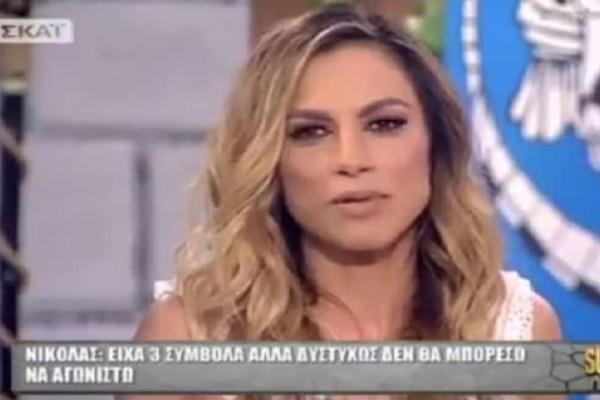 Survivor Panorama: Πάγωσε η Ντορέττα στον αέρα της εκπομπής! Τι συνέβη και διέκοψε τη ροή; (video)