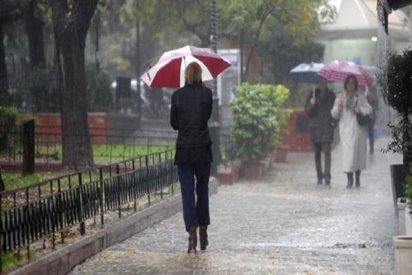 Συνεχίζεται και σήμερα, Τετάρτη η κακοκαιρία! - Σε ποιες περιοχές έρχονται βροχές και καταιγίδες;
