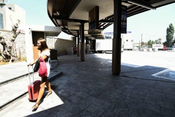 Ηράκλειο: Ο νέος υπερσύγχρονος σταθμός των ΚΤΕΛ! Την Παρασκευή τα εγκαίνια (Photos)