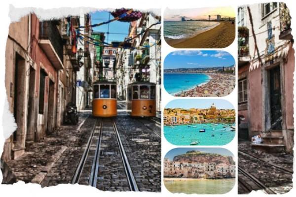 5 μαγευτικοί προορισμοί για διακοπές στο εξωτερικό τον Ιούνιο!