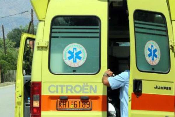Κρήτη: Ανδρας έπεσε από ταράτσα και τραυματίστηκε σοβαρά!