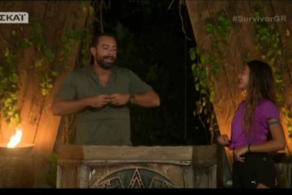 Survivor 2: Κλάψαμε... τι κουμπάρος τι... κουμπαράς! - Απίστευτη περιγραφή της Ροδάνθης Καππαρού! (video)