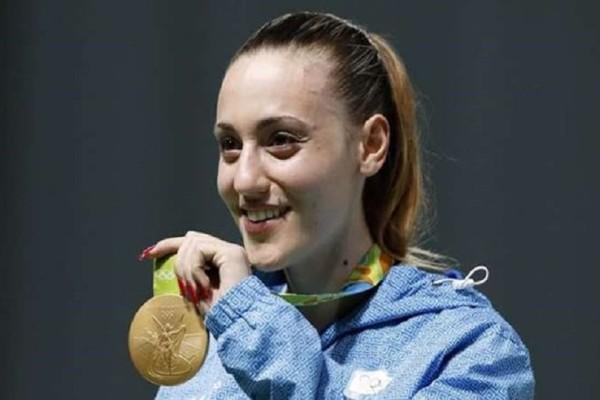 Κι άλλο χρυσό μετάλλιο για την Άννα Κορακάκη!