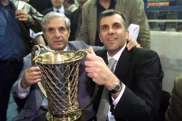 Ανατριχιαστικό: Στην Αθήνα για την κηδεία του Παύλου ο Ζοτς παρότι απόψε παίζει τελικό με την Φενέρ!
