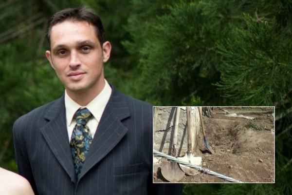 Αποκάλυψη σοκ για την ταφή του 37χρονου σε αυλή! Ήταν εκεί... (video)