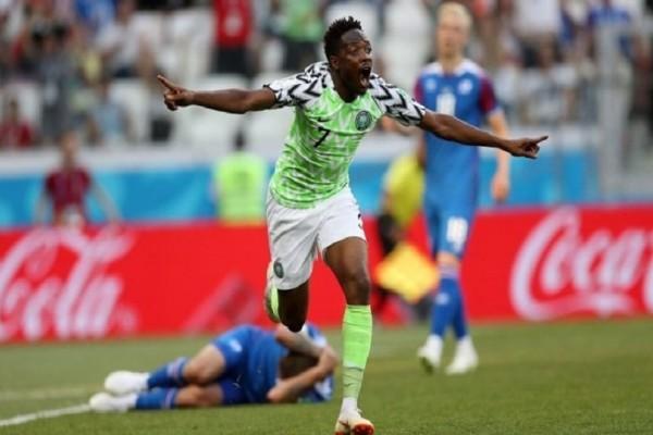 Μουντιάλ 2018: Δώρο στην Αργεντινή έκανε η Νιγηρία, 2-0 την Ισλανδία! (video)