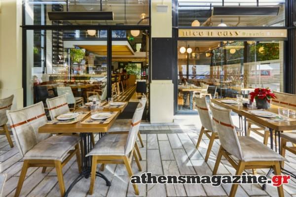 Το gourmet εστιατόριο που θα σας τρελάνει με τη νόστιμη και υγιεινή κουζίνα του!