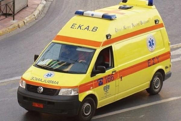 Εργατικό ατύχημα σοκ στην Θεσσαλονίκη: Εκτοξεύθηκε οξύ πάνω της!