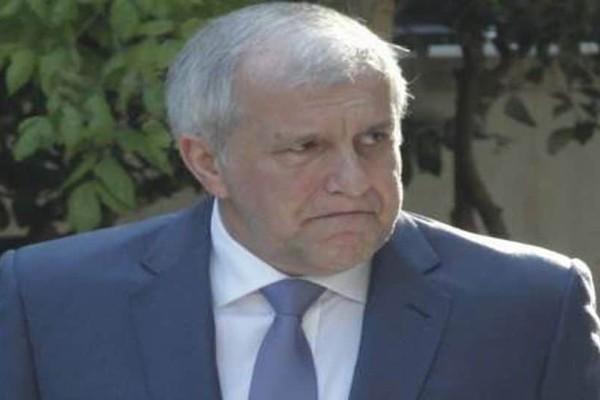 Ξέσπασε σε λυγμούς ο Ομπράντοβιτς στην κηδεία του Παύλου Γιαννακόπουλου! (photos)