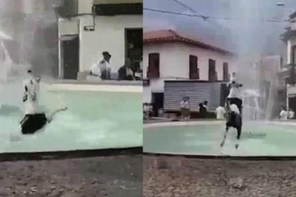 Viral! Αυτός ο σκύλος ζει πραγματικά τη στιγμή! (video)