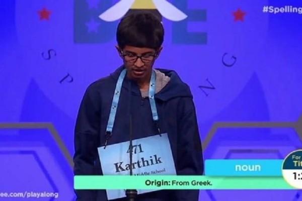 Αμερικανός συλλάβισε σωστά ελληνική λέξη και κέρδισε 40.000 δολάρια!