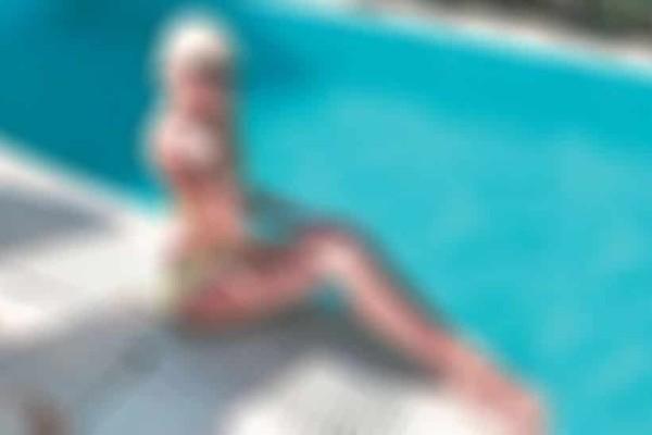 Σοκ με την Τζούλια! Οι φωτογραφίες που προκαλούν ανησυχία! Τι συμβαίνει με την υγεία της; (photos)