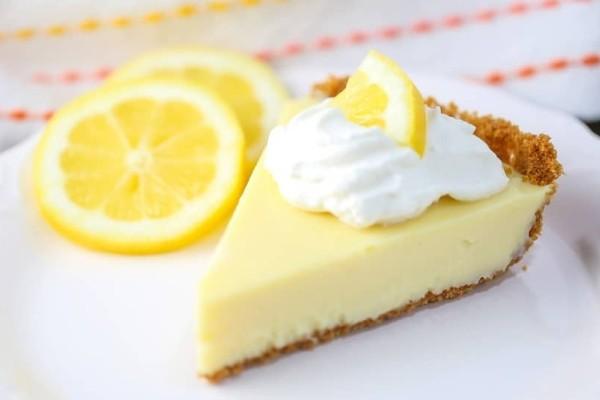 Φτιάξτε πανεύκολη και δροσερή Lemon pie!