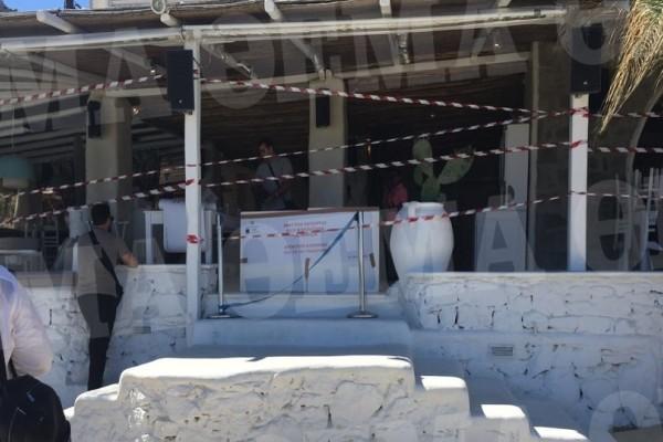 «Λουκέτο» για 48 ώρες επέβαλαν οι εφοριακοί στο Nammos στην Μύκονο! - Φωτογραφίες ντοκουμέντο!