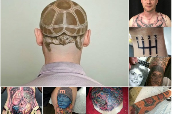 Τα 28 χειρότερα τατουάζ που έχεις δει ποτέ! (photos)