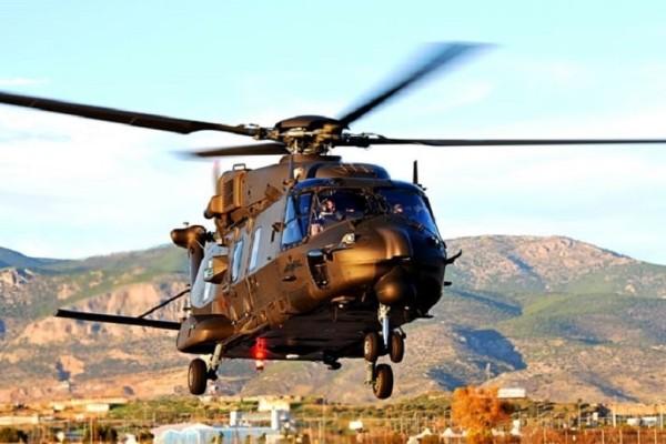 Η Αεροπορία Στρατού έσωσε νεογνό με ελικόπτερο! (video)
