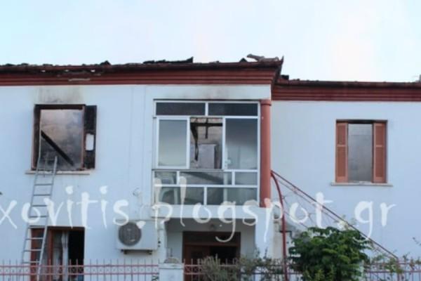 Τραγωδία στην Φλώρινα: Γυναίκα βρέθηκε νεκρή μετά από πυρκαγιά μέσα στο σπίτι της! (Photo)