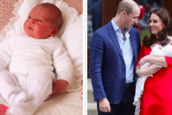 Ο πρίγκιπας Ουίλιαμ και η Κέιτ Μίντλετον ανακοίνωσαν την ημερομηνία που θα βαπτιστεί ο πρίγκιπας Λούις!