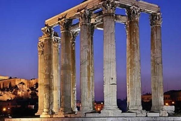Δωρεάν ξενάγηση σε Αρεοπαγίτου, Κεραμεικό, Στύλους Ολυμπίου Διός (πρόγραμμα)