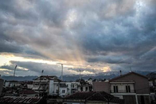 Άστατος o καιρός σήμερα - Σε ποιες περιοχές θα βρέξει;