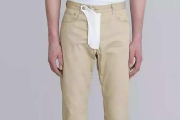 H νέα τάση στα ανδρικά παντελόνια είναι εδώ: Είστε έτοιμοι για την τσέπη...πέους; (Photos)