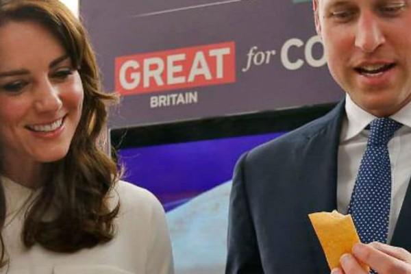 Κι όμως η βασιλική οικογένεια τρώει οστρακοειδή – Και υπάρχει απόδειξη!