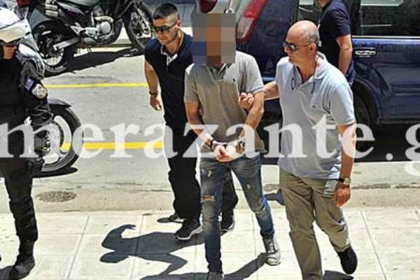 Δολοφονία στην Ζάκυνθο: Σήμερα η απολογία του 26χρονου πατροκτόνου!