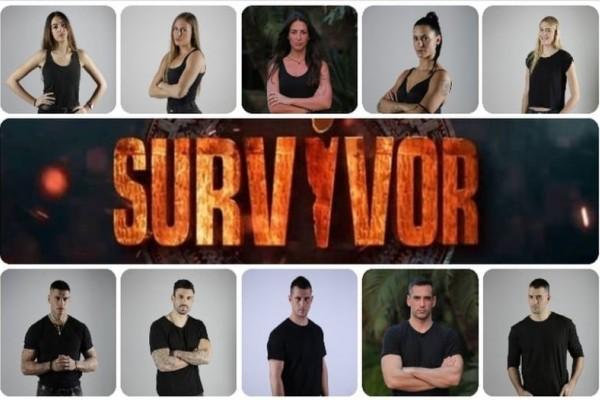 Survivor αποκλειστικό: Αυτή ήταν η κατάταξη στην 48ωρη ψηφοφορία!