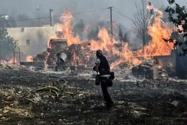 Νέα μαρτυρία για το Μάτι που συγκλονίζει: Πώς γλιτώσαμε από την πυρκαγιά μένοντας μέσα στο σπίτι μας!