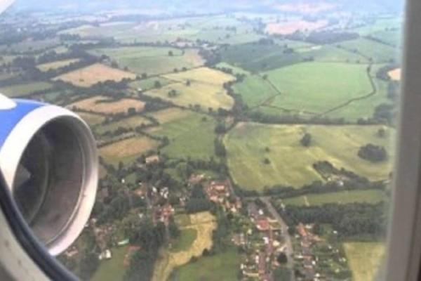 Βίντεο - σοκ: Η στιγμή της συντριβής αεροσκάφους στη Νότια Αφρική μέσα από την καμπίνα!