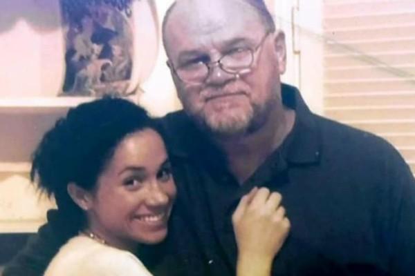 Ο μπαμπάς της Μέγκαν Μαρκλ επιτίθεται στο παλάτι: Η κόρη μου είναι τρομοκρατημένη