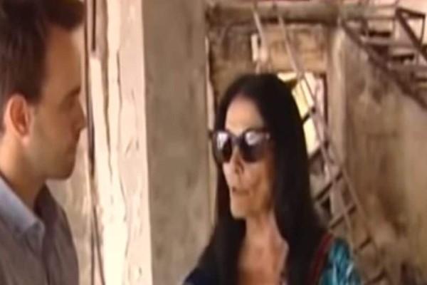 Συγκλονίζει η Ζωζώ Σαπουντζάκη για το καμένο της σπίτι: