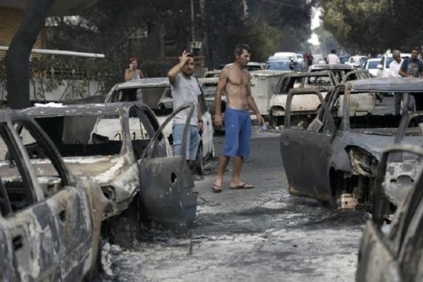 Θρίλερ με την πυρκαγιά στην Αττική: Αγνοούμενος πρώην πρωταθλητής του Παναθηναϊκού!