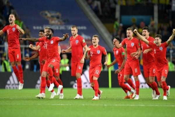 Μουντιάλ 2018: Έσπασε η κατάρα για την Αγγλία, πέρασε την Κολομβία στα πέναλτι!