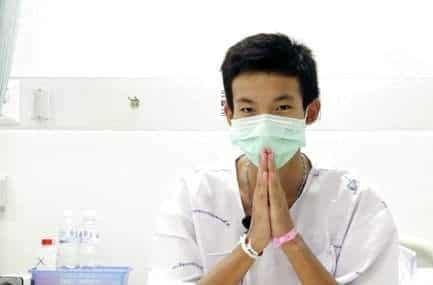 Ταϊλάνδη: Λόγια ευγνωμοσύνης των παιδιών που διασώθηκαν - Τα νεότερα για την υγεία τους