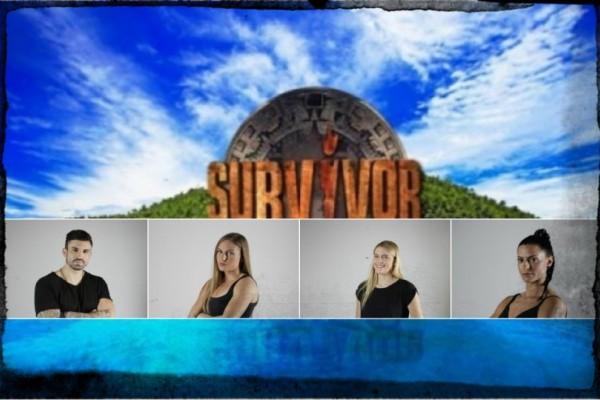 Survivor ψηφοφορία: Ποιος θέλετε να κερδίσει το Survivor 2;